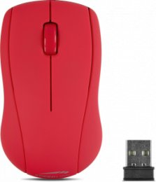 Obrázek SL-630003-RD SNAPPY Mouse - Wireless USB, red