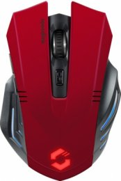 Obrázek FORTUS Gaming Mouse - Wireless, black