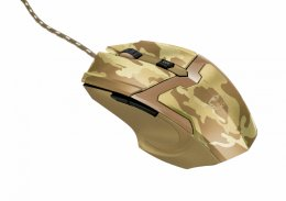 myš TRUST GXT 101D Gav Optical Gaming -desert camo  (22794)