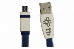 Obrázek TB Touch Micro USB - USB Cable, 2m, blue