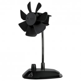 Obrázek ARCTIC Breeze Color Edition BLACK - USB desktop fan