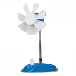 Obrázek ARCTIC Breeze Color Edition BLUE - USB desktop fan