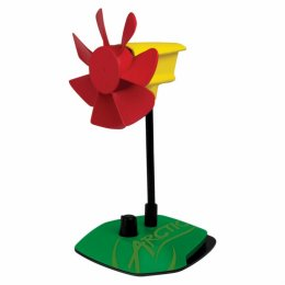 Obrázek ARCTIC Breeze Color Edition RASTA - USB desktop fan