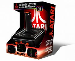 Obrázek Atari `Retro` TV Plug and Play Joystick