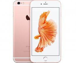 Obrázek iPhone 6s Plus 128GB Rose Gold