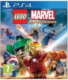 PS4 - LEGO MARVEL SUPER HEROES  (5051892153324)