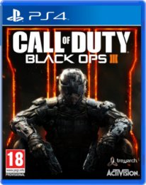 PS4 - Call of Duty: Black Ops 3  (5030917181658)