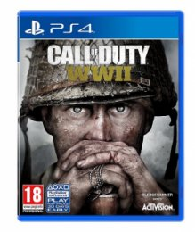 PS4 - Call of Duty WWII  (5030917215582)