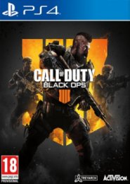 PS4 - Call of Duty Black Ops 4  (5030917239212)