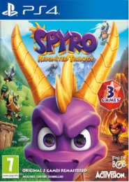 PS4 - Spyro Trilogy Reignited  (5030917242175)