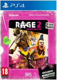 Obrázek PS4 - Rage 2 Wingstick Deluxe Edition