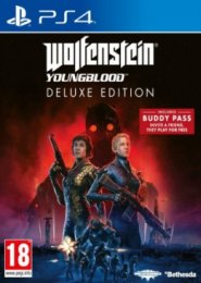 Obrázek PS4 - Wolfenstein Youngblood Deluxe Edition
