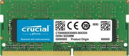 SO-DIMM 16GB DDR4 2400MHz Crucial CL17  (CT16G4SFD824A)