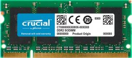 SO-DIMM 2GB DDR2-800 MHz Crucial CL6  (CT25664AC800)