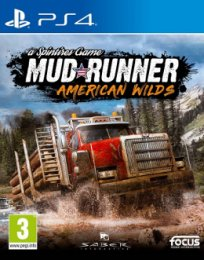 Obrázek PS4 - Spintires: MudRunner American Wilds Edition