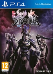 PS4 - DISSIDIA Final Fantasy NT  (5021290078987)