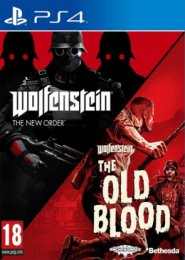 Obrázek PS4 - WOLFENSTEIN THE NEW ORDER AND THE OLD BLOOD