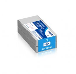 Ink cartridge for TM-C3500 (Cyan)  (C33S020602)
