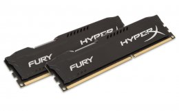Obrázek 16GB DDR3-1866MHz Kingston HyperX Fury Black,2x8GB