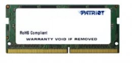 SO-DIMM 4GB DDR4-2400MHz Patriot CL17  (PSD44G240082S)