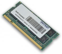 SO-DIMM 2GB DDR2-800MHz PATRIOT CL6  (PSD22G8002S)