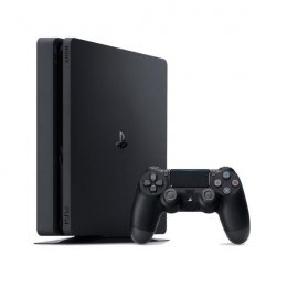 PS4 - Playstation 4 500GB F black slim  (PS719407775)