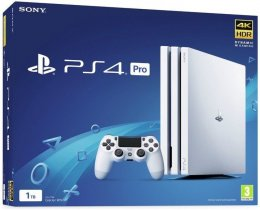 PS4 Pro - Playstation 4 Pro 1TB White/ Gamma chassi  (PS719790914)