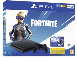 PS4 - Playstation 4 500 GB F /  EAS + Fortnite VCH (2019)  (PS719940104)