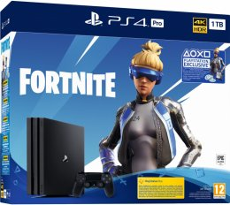 PS4 Pro - Playstation 4 Pro 1TB G/ EAS + Fortnite 2 000 V Bucks  (PS719941101)