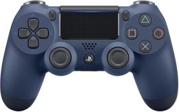 PS4 - DualShock 4 Controller Midnight Blue v2  (PS719874263)