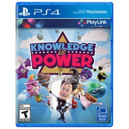 PS4 - Knowledge is Power  (PS719951568)