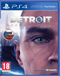 PS4 - Detroit: Become Human  (PS719397571)