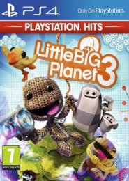 PS4 - LittleBigPlanet 3 HITS  (PS719414476)
