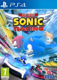 PS4 - Team Sonic Racing  (5055277033508)