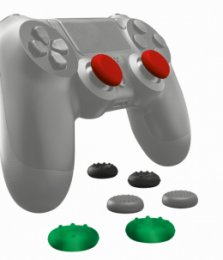 TRUST GXT 262 PS4 Thumb Grip Pack  (20814)