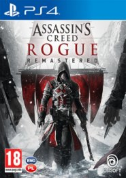PS4 - ASSASSINS CREED ROGUE HD  (3307216044536)