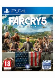 PS4 - FAR CRY 5  (3307216023234)