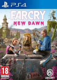PS4 - Far Cry New Dawn  (3307216096726)