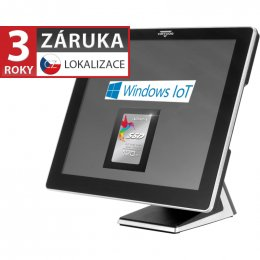 "AerPOS PP-9617, 17"" LCD LED, kapacitní touch  (KBB0826)"