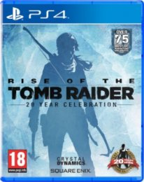 Obrázek PS4 - Rise of the Tomb Raider 20 Year Celebration