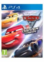 Obrázek PS4 - Cars 3: Driven to Win