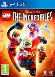 PS4 - LEGO INCREDIBLES  (5051892215497)