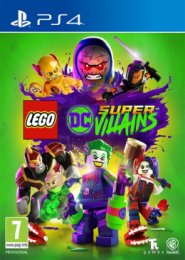 PS4 - LEGO DC Super Villains  (5051892216852)