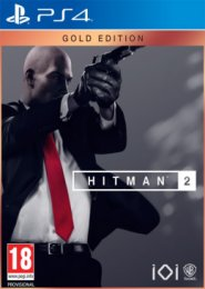 PS4 - ESP: Hitman 2 Gold (2018)  (5051892216524)