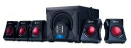 Speaker GENIUS SW-G5.1 3500 80W Gaming  (31731017100)