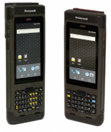 Honeywell - CN80/ 3GB/ 32GB/ QWERTY/ EX20NearFarImager/ NoCam/ WLAN/ BT/ And7GMS/ CP/ ColdStorage  (CN80-L0N-2MN122E)