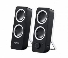 Logitech Speaker Z200 Midnight black  (980-000810)
