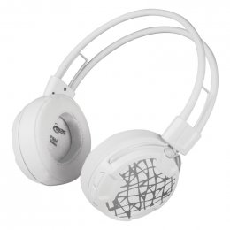Obrázek ARCTIC P604 White Wireless Bluetooth 4.0 Headphone
