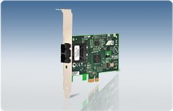 Allied Telesis 100FX PCIe SM NIC AT-2712LX20/ SC  (AT-2712LX20/SC)