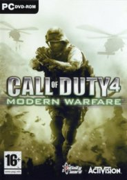 PC CD - Call of Duty: Modern Warfare  (5030917047305)
